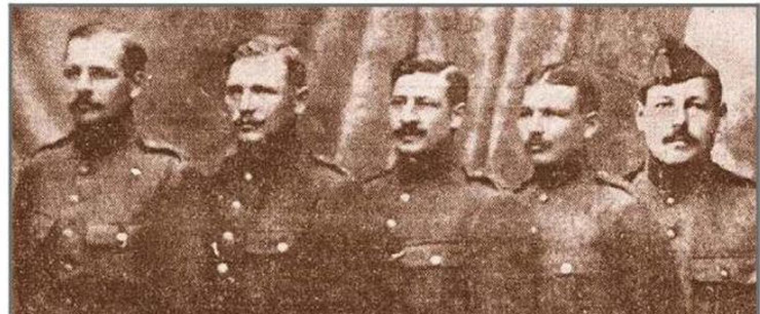 de 5 broers